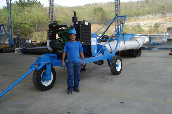 moviltec mobile axial pump Etec